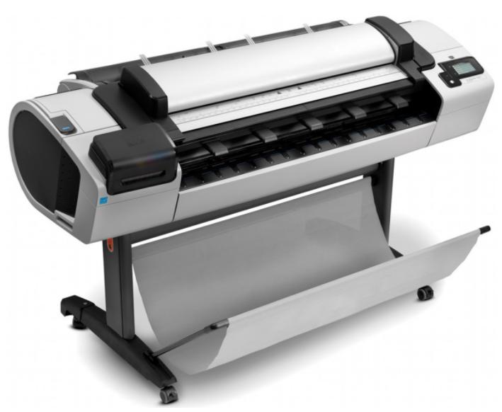 Fix Print Issues of HP Designjet T2300 Plotter