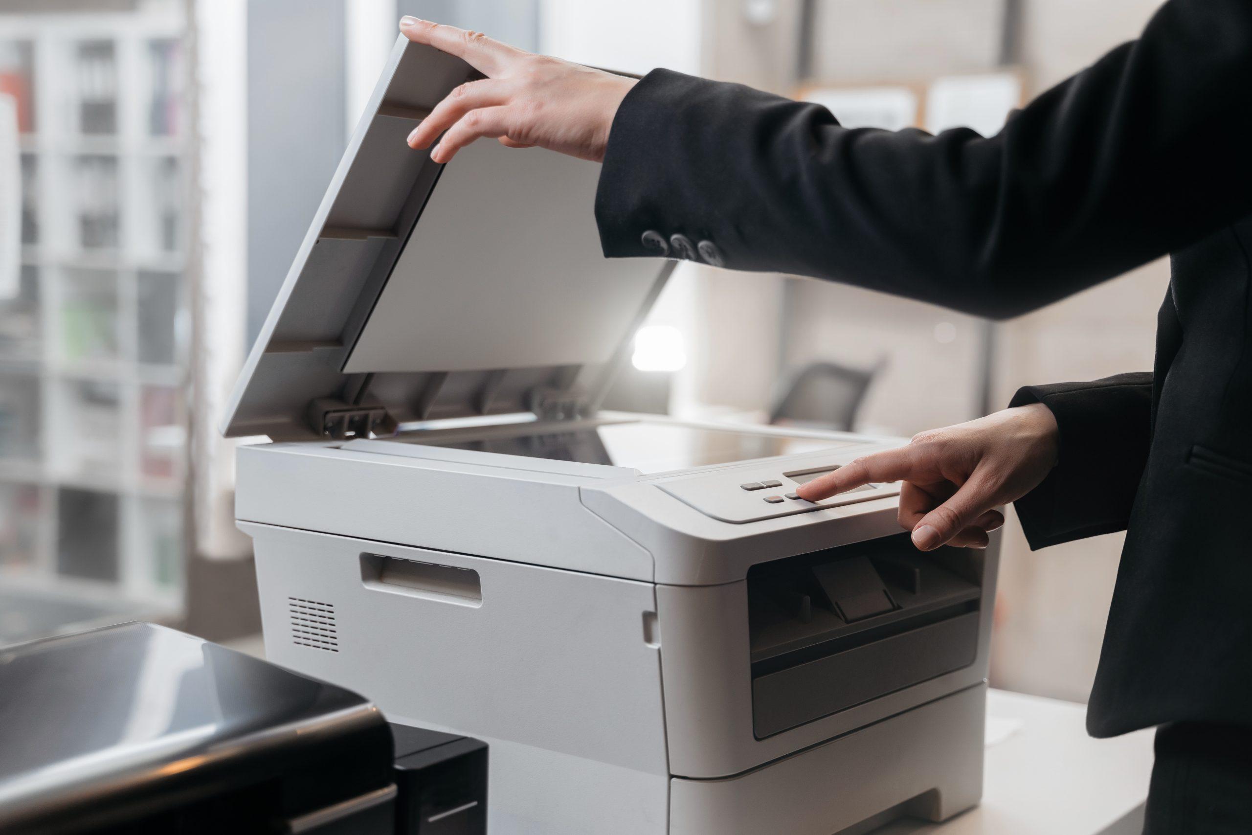 Choosing a Copier Machine