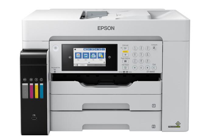 Epson Ecotank Pro ET 5850 Review